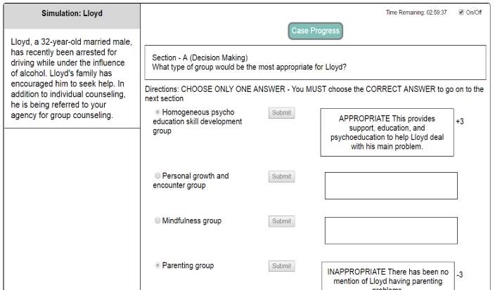 Subscription options for your ncmhce exam prep fandeluxe Choice Image